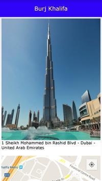Dubai Tourist Guide apk screenshot