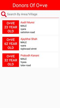 Vyara Blood Bank apk screenshot