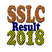SSLC Official Result 2018 icon
