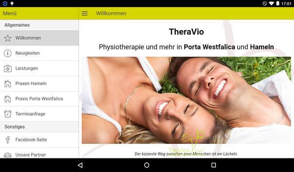 TheraVio apk screenshot