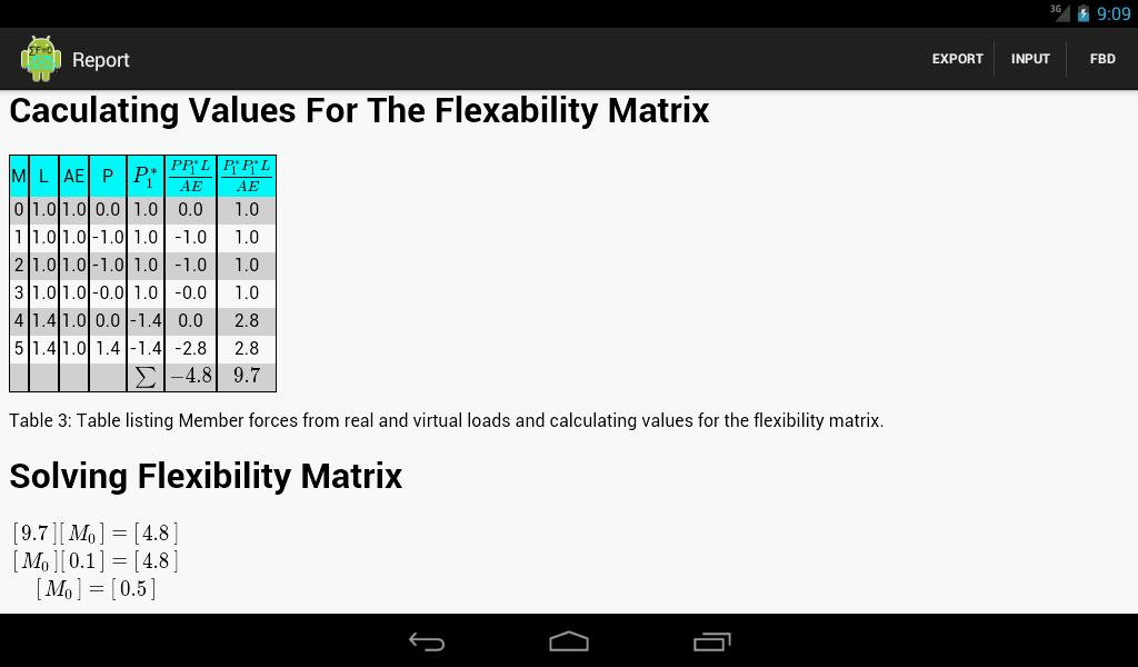 Auto Truss - Hand Calcs for Android - APK Download
