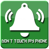 Don't Touch My Phone icon