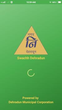 Swachh Dehradun : Dehradun Municipal Corporation poster