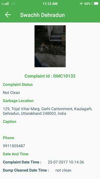 Swachh Dehradun : Dehradun Municipal Corporation apk screenshot
