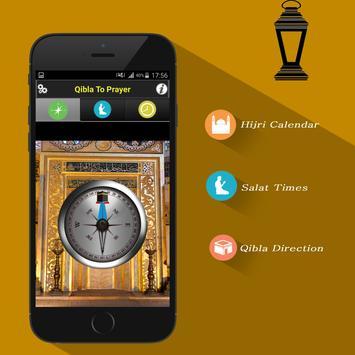 Find Qibla To Prayer apk screenshot
