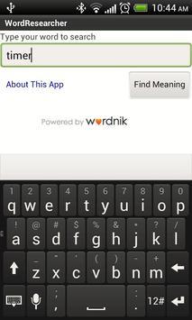 Dictionary Online apk screenshot