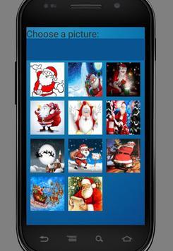 Santa Claus Puzzle-Father Christmas-Saint Nicholas poster
