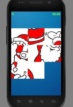 Santa Claus Puzzle-Father Christmas-Saint Nicholas apk screenshot