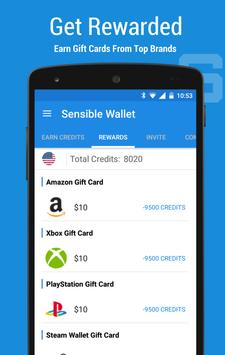 Sensible Wallet Make Money NOW screenshot 4