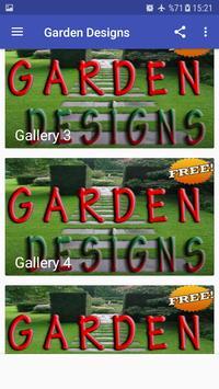 Garden Designs screenshot 1