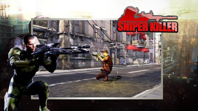 Sniper Killer poster