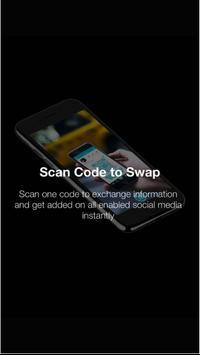 Swap poster