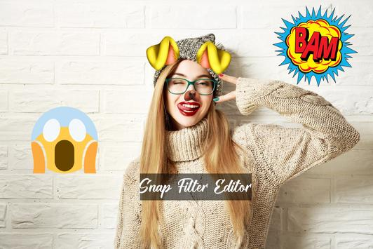 Snap Photo Filters & Effects ♥ screenshot 25