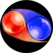 Red and Blue icon