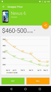 Swappa Price apk screenshot