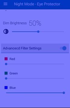 Night Mode + Eye Protector screenshot 7