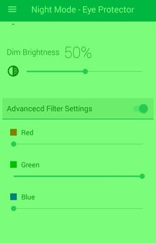 Night Mode + Eye Protector screenshot 6