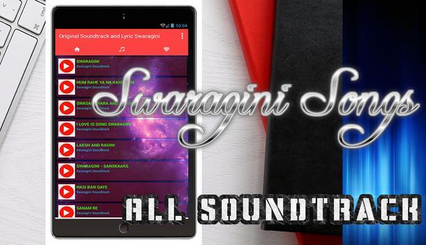 OST Swaragini Lagu & Lirik Terbaru poster