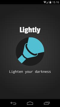 Flashlight Lightly poster