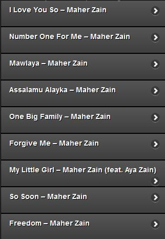 Maher Zain All Song Lyrics for Android - APK Download