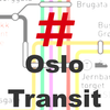 Icona Oslo Transport: Offline Ruter NSB departures maps
