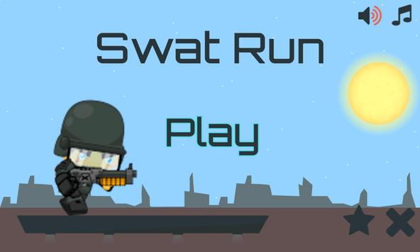 Swat Run poster