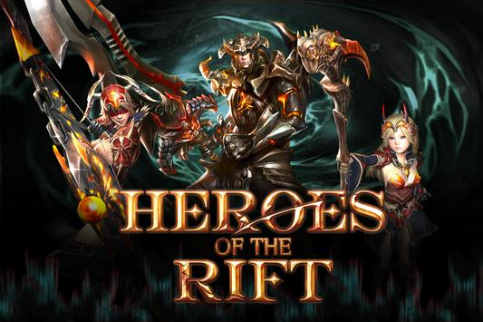 Heroes of the Rift poster