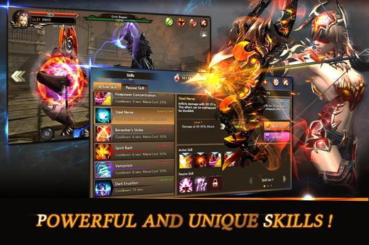 Heroes of the Rift apk screenshot
