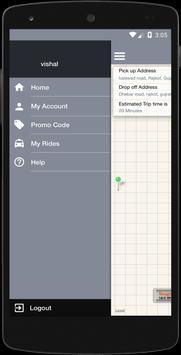 TaxiApp - By Swayam Infotech screenshot 2
