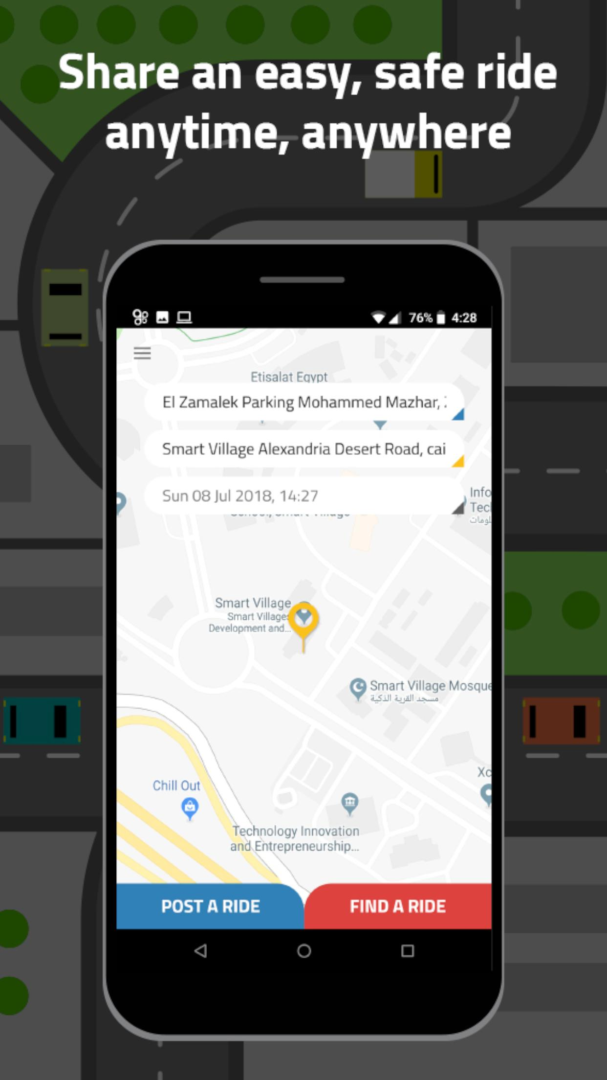 Sway Carpooling App For Android Apk Download