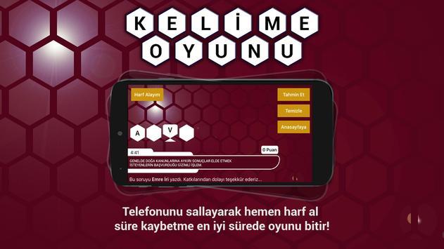 Kelime Oyunu screenshot 2