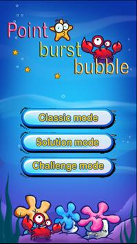 Break bubble poster
