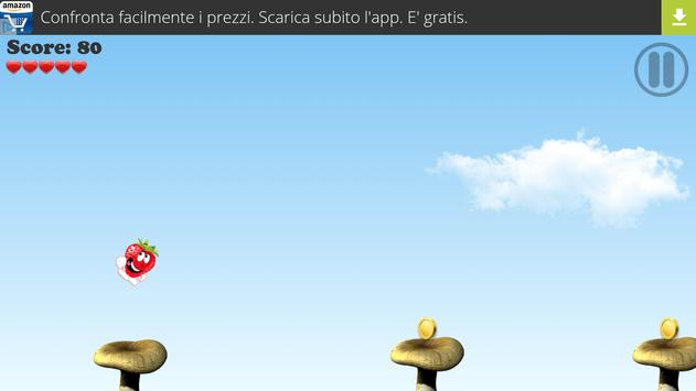 Strawberry Game apk screenshot