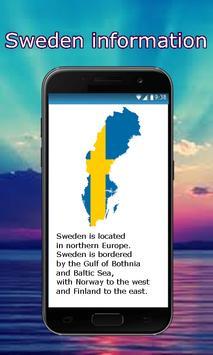Sweden map screenshot 1