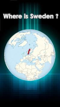 Sweden map screenshot 2