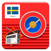 Radio Sweden Free icon
