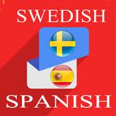 Swedish Spanish Translator icon
