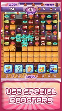 Cake Factory - Sweet Match 3 screenshot 4