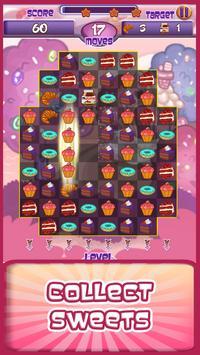 Cake Factory - Sweet Match 3 screenshot 13