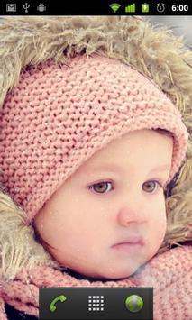 sweet baby wallpapers apk screenshot