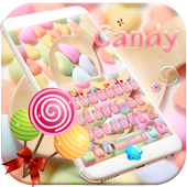 Candy Keyboard of Candy Land आइकन