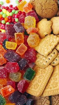 sweet foods wallpaper poster