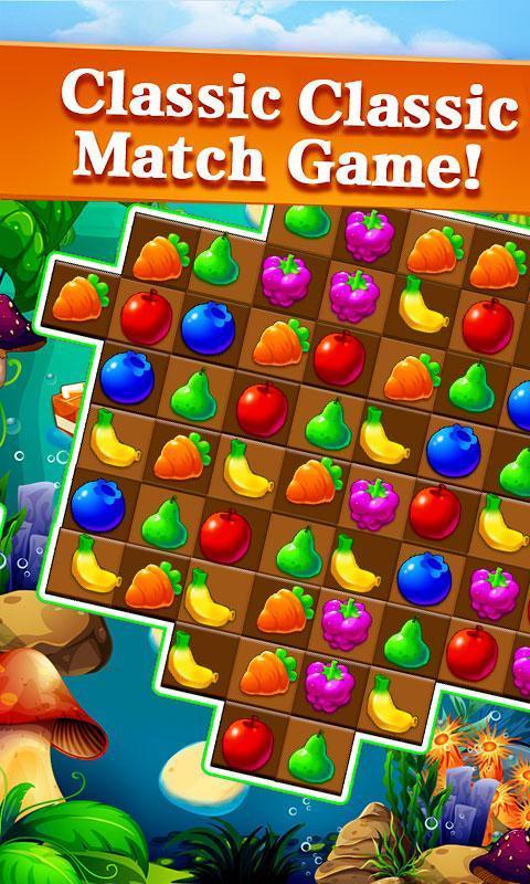 fruit crush saga game free download