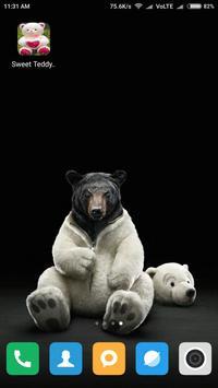 Cute Teddy Bear wallpapers screenshot 12