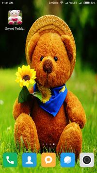 Cute Teddy Bear wallpapers screenshot 14
