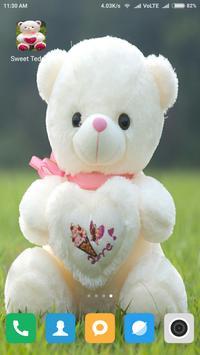 Cute Teddy Bear wallpapers screenshot 1