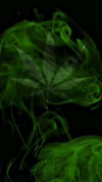 Marijuana Live Wallpaper  - Wispy Smoke FREE screenshot 4