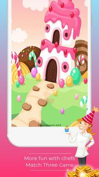Sweet Chef match 3 screenshot 4