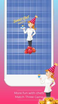 Sweet Chef match 3 screenshot 3