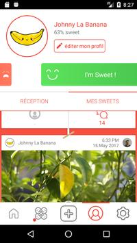 Sweet App apk screenshot